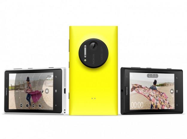 Nokia Lumia 1020 collage