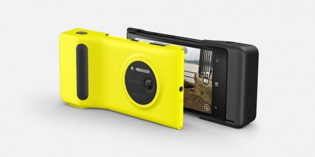 Nokia Lumia 1020 custodia fotografica