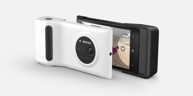 Nokia Lumia 1020 camera case