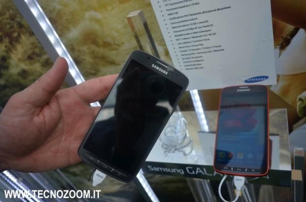 Samsung Galaxy S4 Active colori