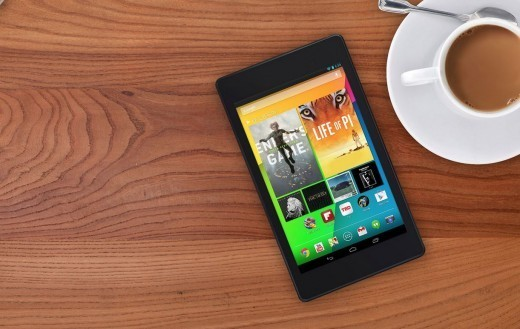 Nexus 7 nuovo tablet