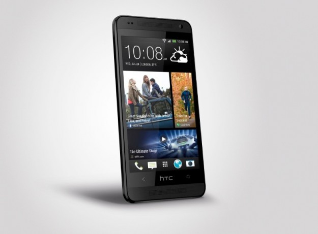 HTC One Mini nero fronte