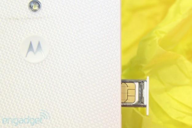 Motorola Moto X microSIM