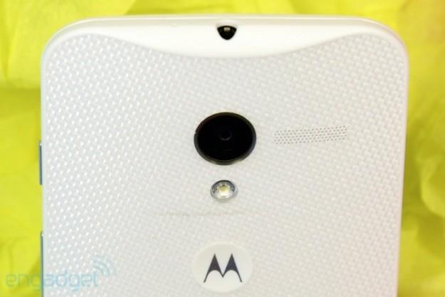 Fotocamera digitale di Motorola Moto X