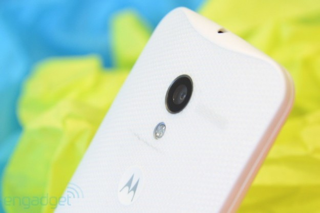 Retro di Motorola Moto X