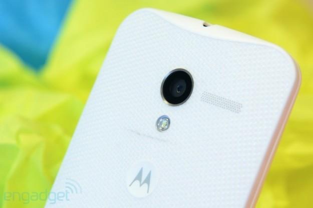 Altoparlante di Motorola Moto X