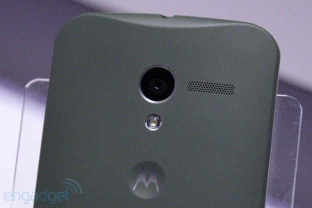 Motorola Moto X grigio