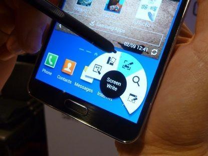 Samsung Galaxy Note 3 S-Pen