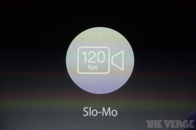 iPhone 5S slowmotion