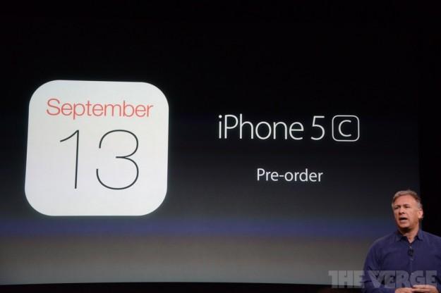 iPhone 5S uscita americana