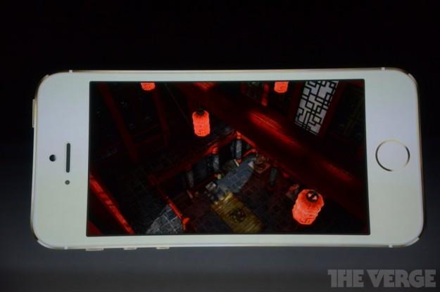 iPhone 5S estetica e pulsante