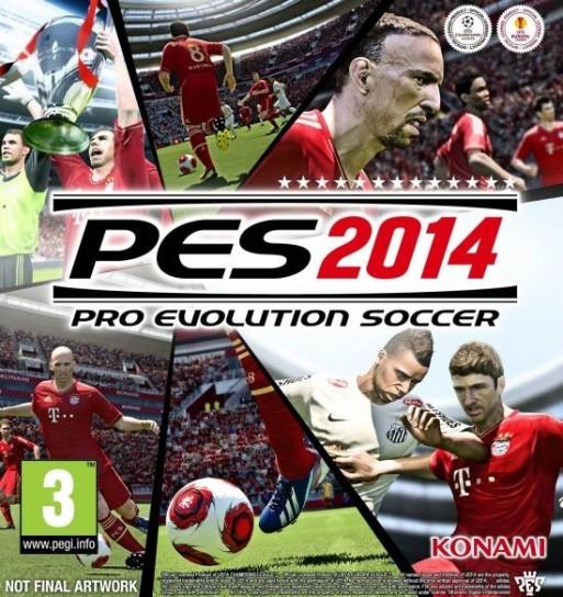 PES-2014 scatola