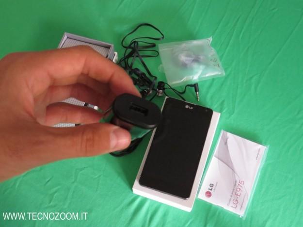 LG Optimus G caricabatterie