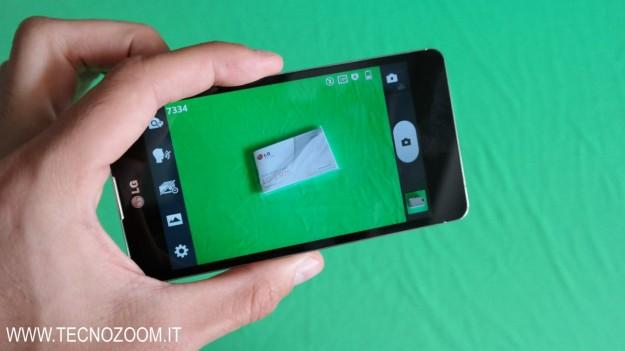 LG Optimus G fotocamera
