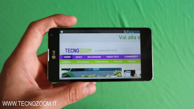 LG Optimus G video recensione del modello quad core [FOTO e VIDEO]