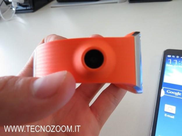 Samsung Galaxy Gear fotocamera