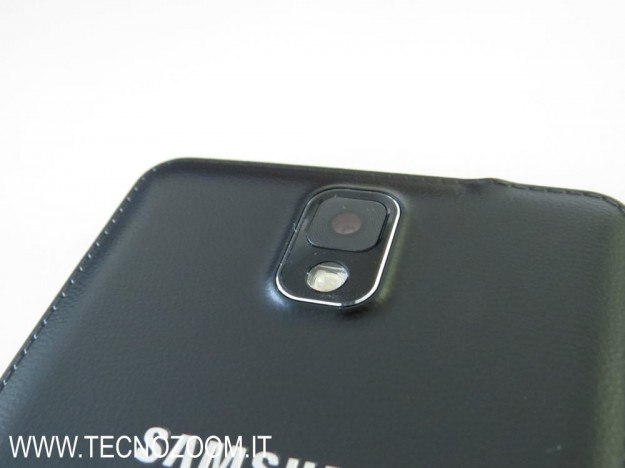Samsung Galaxy Note 3 fotocamera