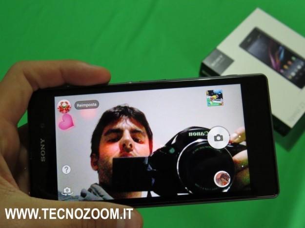 Sony Xperia Z1 effetti speciali