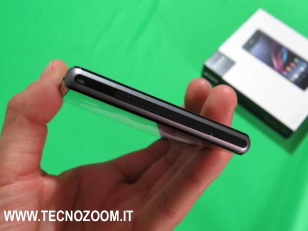 Sony Xperia Z1 fondo