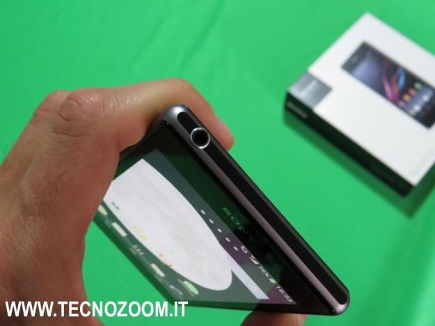Sony Xperia Z1 jack