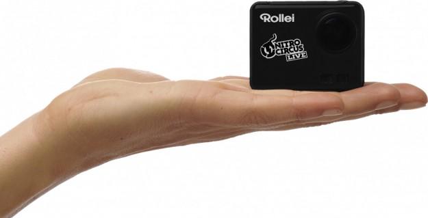 Rollei Actioncam S-50 dimensioni