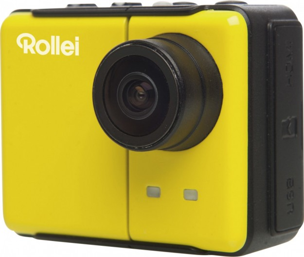 Rollei Actioncam S-50 giallo