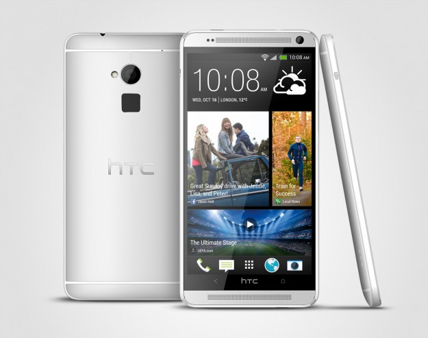 HTC One Max: scheda tecnica ufficiale [FOTO]