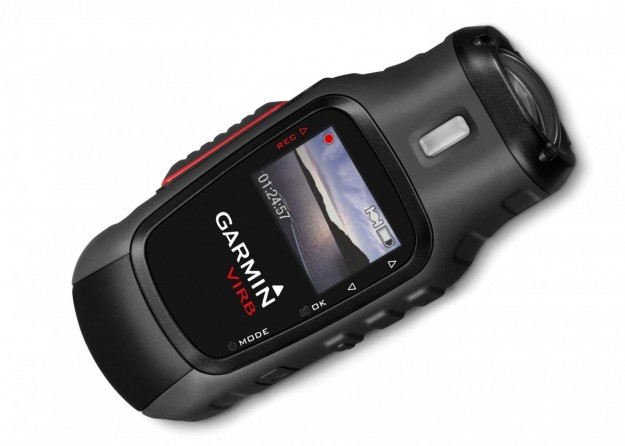 Garmin VIRB Elite: actioncam con GPS [FOTO e VIDEO]