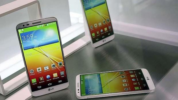 LG G2 bianco