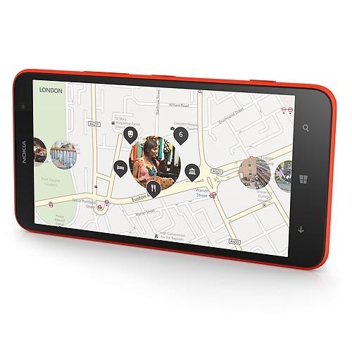 Nokia Lumia 1320 mappe GPS