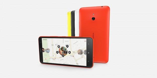 Nokia Lumia 1320 colori