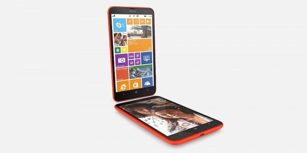 Nokia Lumia 1320 rosso