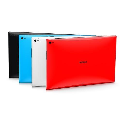 Nokia Lumia 2520 colori