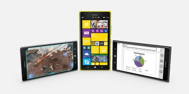 Nokia Lumia 1520 windows phone