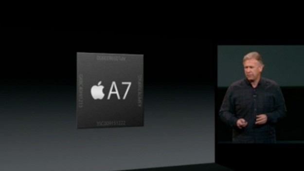 iPad Air processore