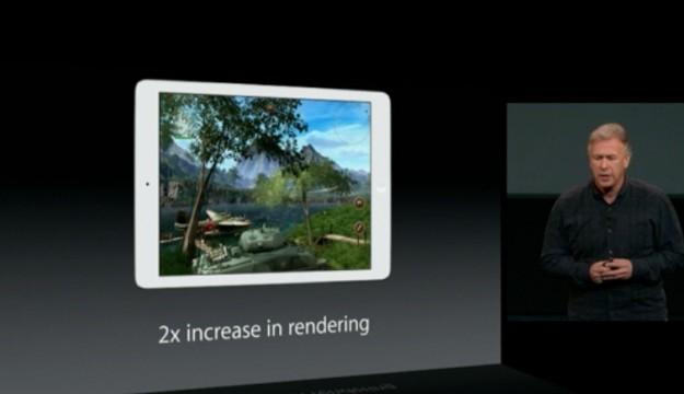 iPad Air rendering