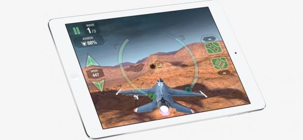iPad Air videogame