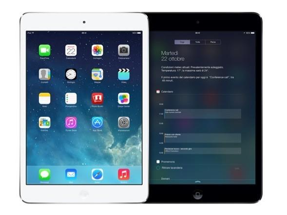 iPad Mini con Retina Display in uscita: scheda tecnica e prezzo