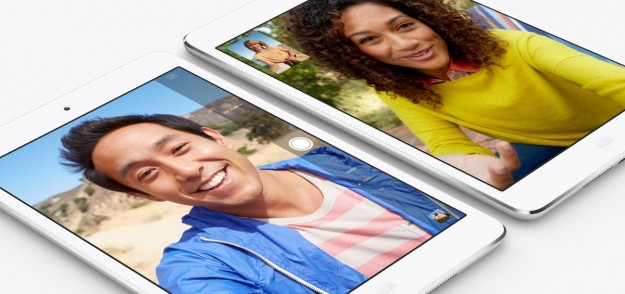 iPad Mini con Retina Display Facetime