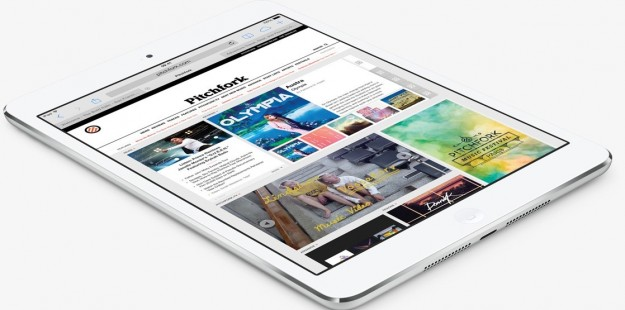 iPad Mini con Retina Display Internet