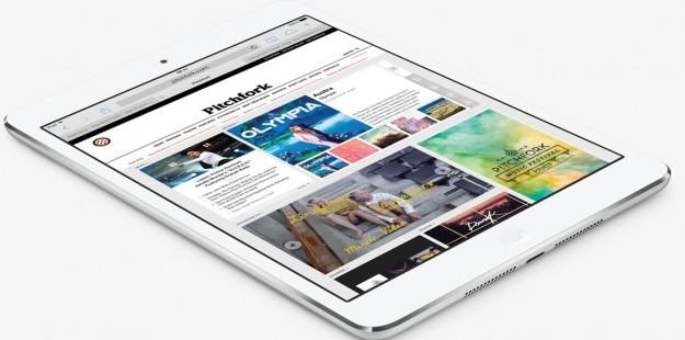 iPad Mini con Retina Display Internet