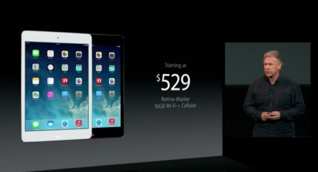 iPad Mini con Retina Display con LTE prezzo