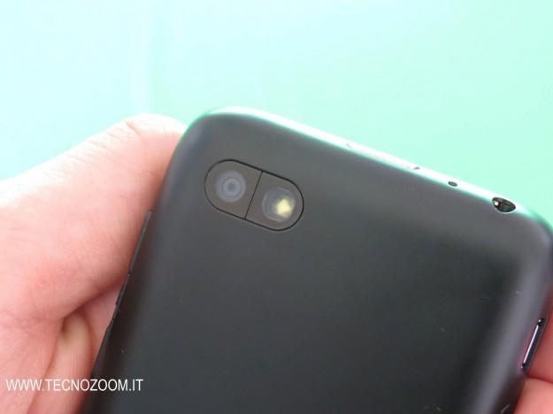 Blackberry Q5 fotocamera
