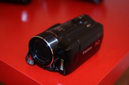 Videointervista videocamere digitali Canon full HD