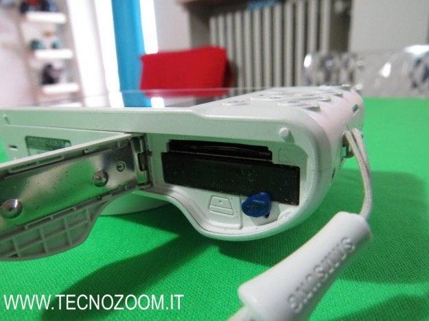 Samsung WB250F batteria