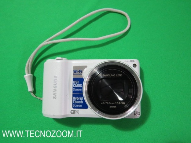 Samsung WB250F fotocamera