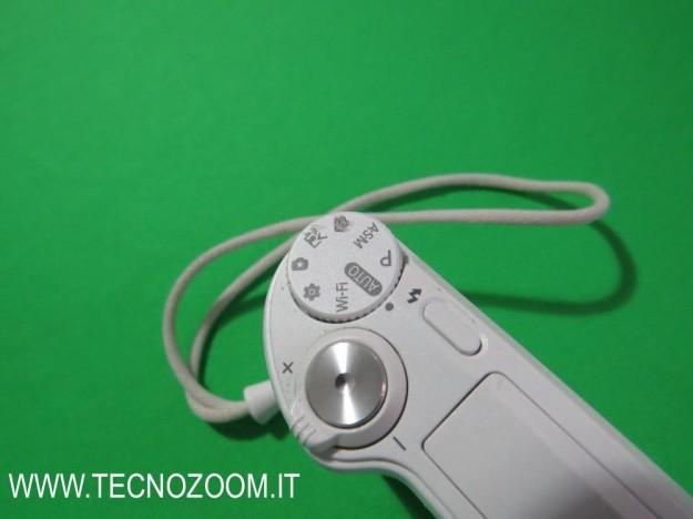 Samsung WB250F ghiera