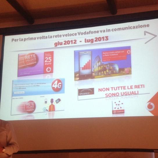 Rete Vodafone in crescita