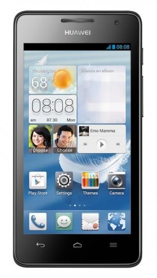 Huawei Ascend G526: il primo con LTE [FOTO]