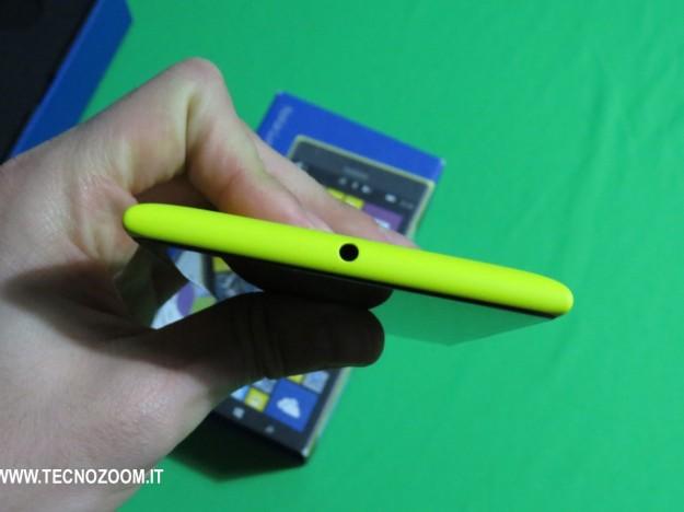 Nokia Lumia 1520 jack